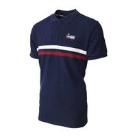 Trabzonspor Marineblau Polo T-Shirt