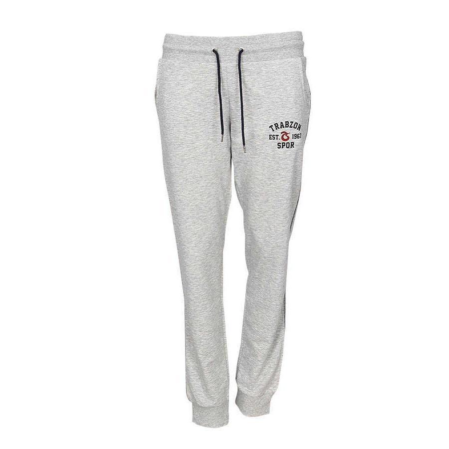 Trabzonspor Grey Melange Training Pants