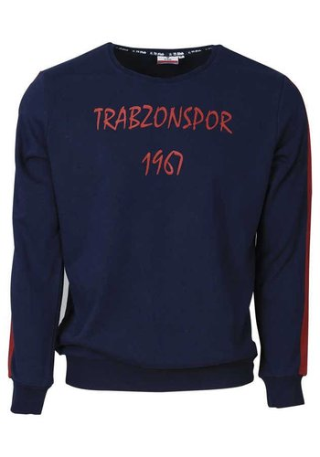 Trabzonspor Marineblau Sweater