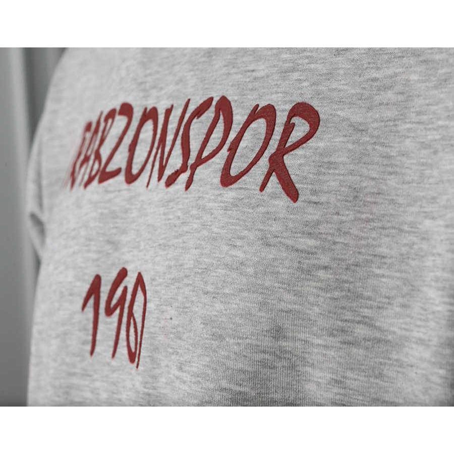Trabzonspor Grijs-Melange Sweater