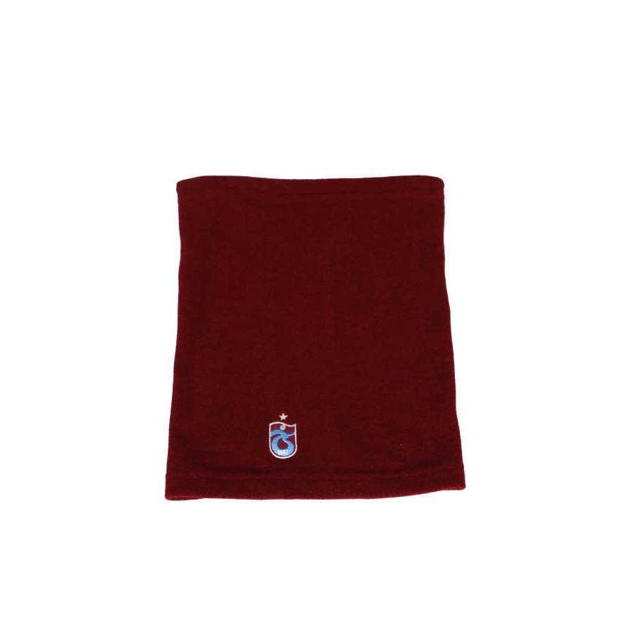 Trabzonspor Adults Burgundy Original Logo Neck Warmer