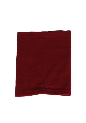 Trabzonspor Adults Burgundy Original Emboss Logo Neck Warmer