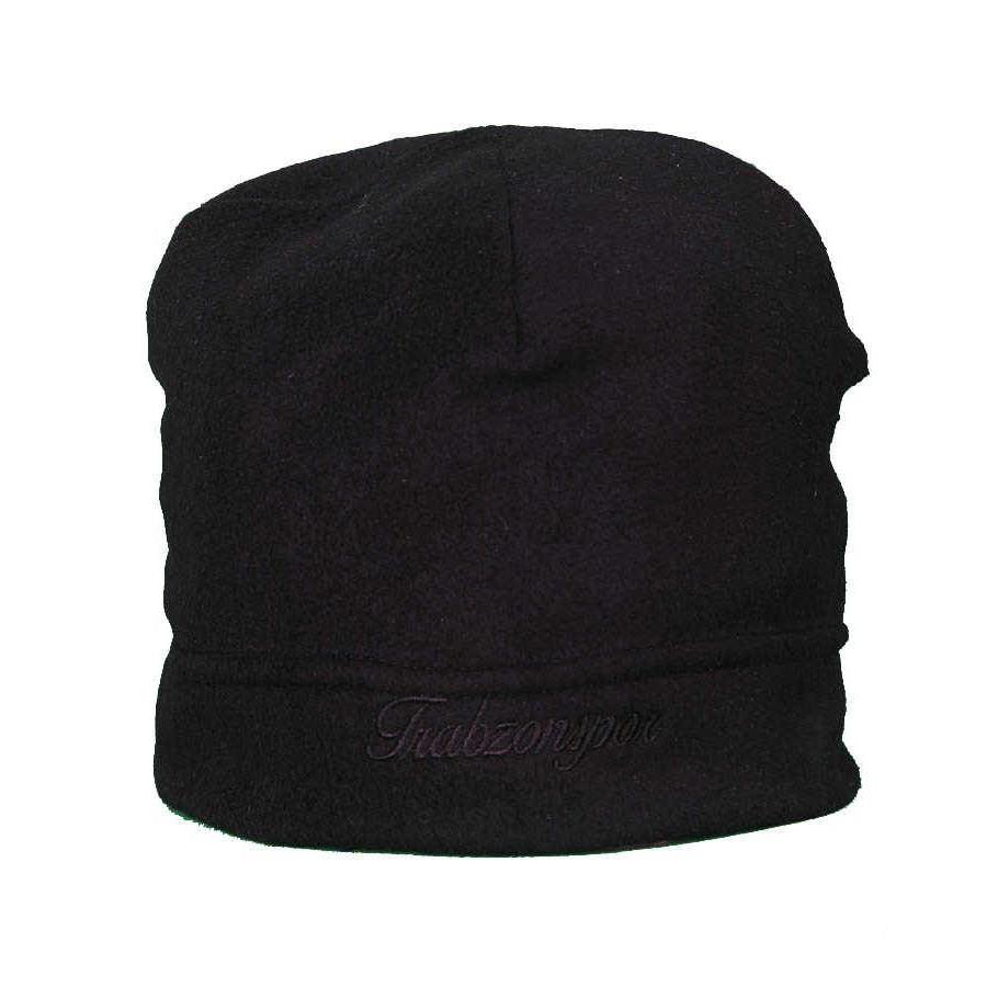 Trabzonspor Adults Black TS Written Cap