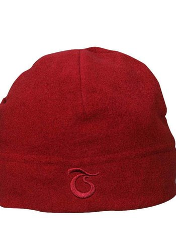 Trabzonspor Adults Burgundy Original Emboss Logo Cap