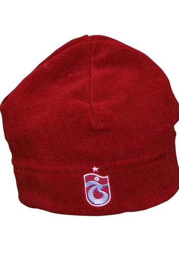Trabzonspor Adultes Bonnet Logo Bordeaux