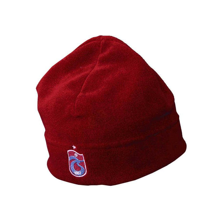 Trabzonspor Erwachsene Bordeauxrot Logo Mütze
