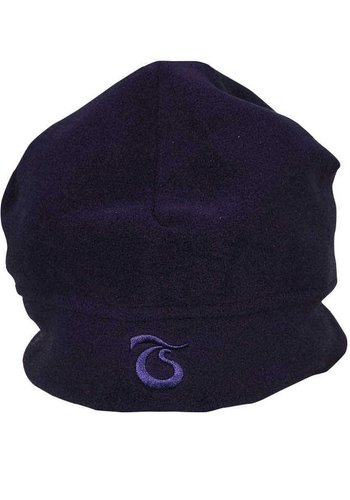 Trabzonspor Adults Navy Blue Emboss Logo Cap