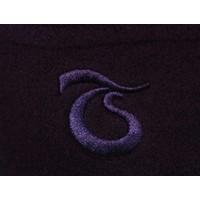 Trabzonspor Erwachsene Marineblau Prägung Logo Mütze
