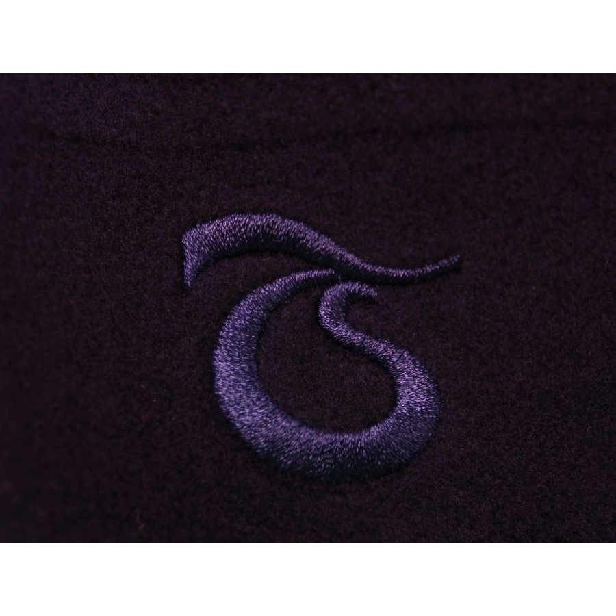Trabzonspor Adults Navy Blue Emboss Logo Cap
