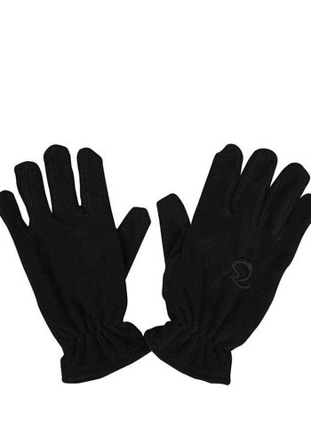 Trabzonspor Adults Black Emboss Logo Gloves