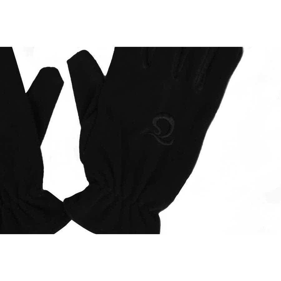Trabzonspor Erwachsene Schwarz Prägung Logo Handschuhe
