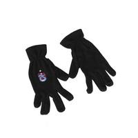 Trabzonspor Erwachsene Schwarz Logo Handschuhe