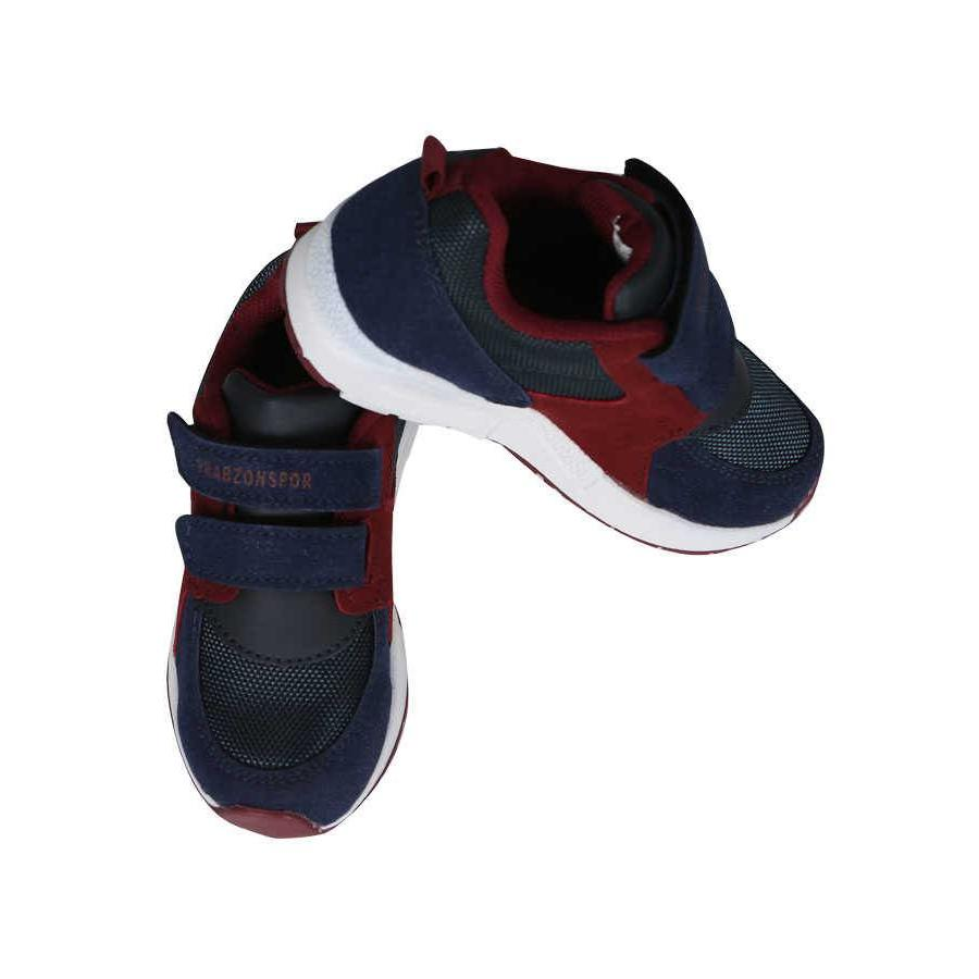 Trabzonspor Navy Blue Burgundy (Booties) Sport Shoes