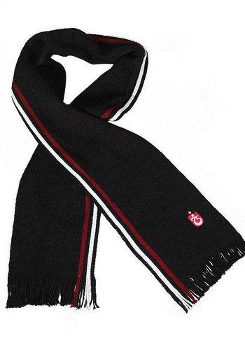 Trabzonspor Zwart Gestreept Sjaal 17-18