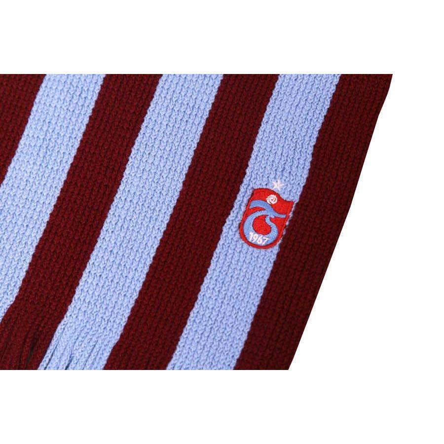 Trabzonspor écharpe à rayures verticales 17-18