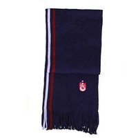 Trabzonspor Gestreift Marineblau Schal 17-18