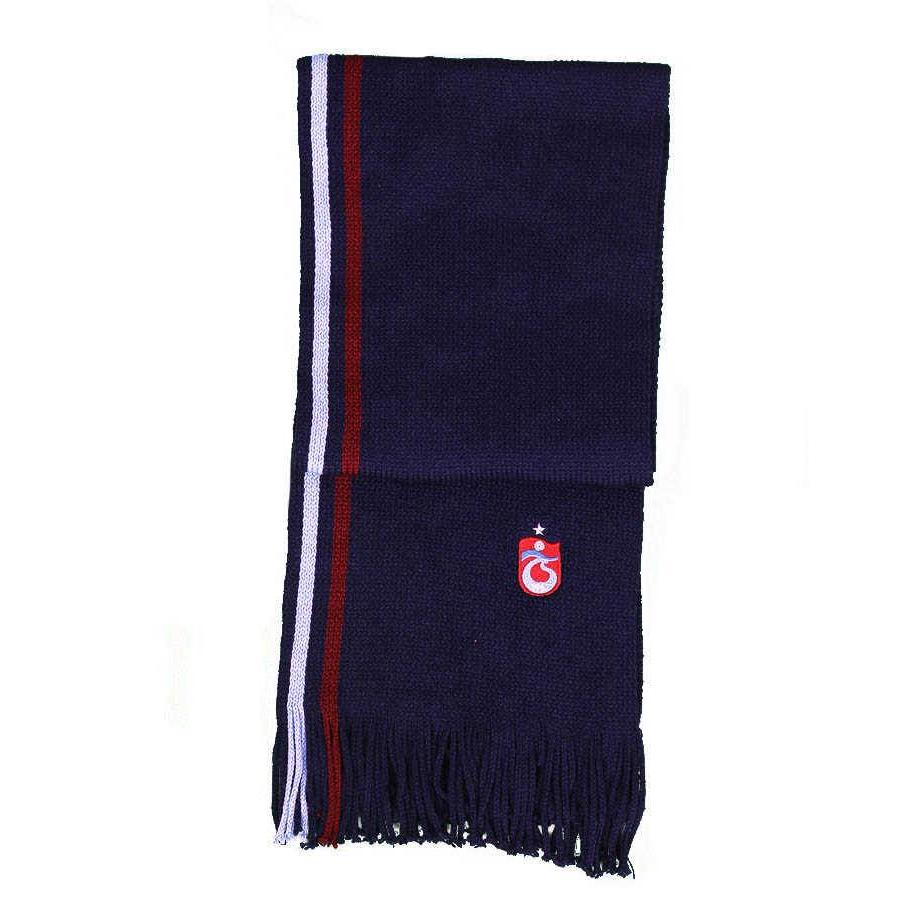 Trabzonspor Navy Blue Lined Scarf 17-18
