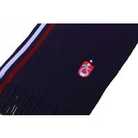 Trabzonspor écharpe Ligné Bleu Marin 17-18