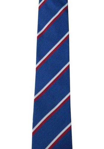 Trabzonspor Marineblau Seide Krawatte