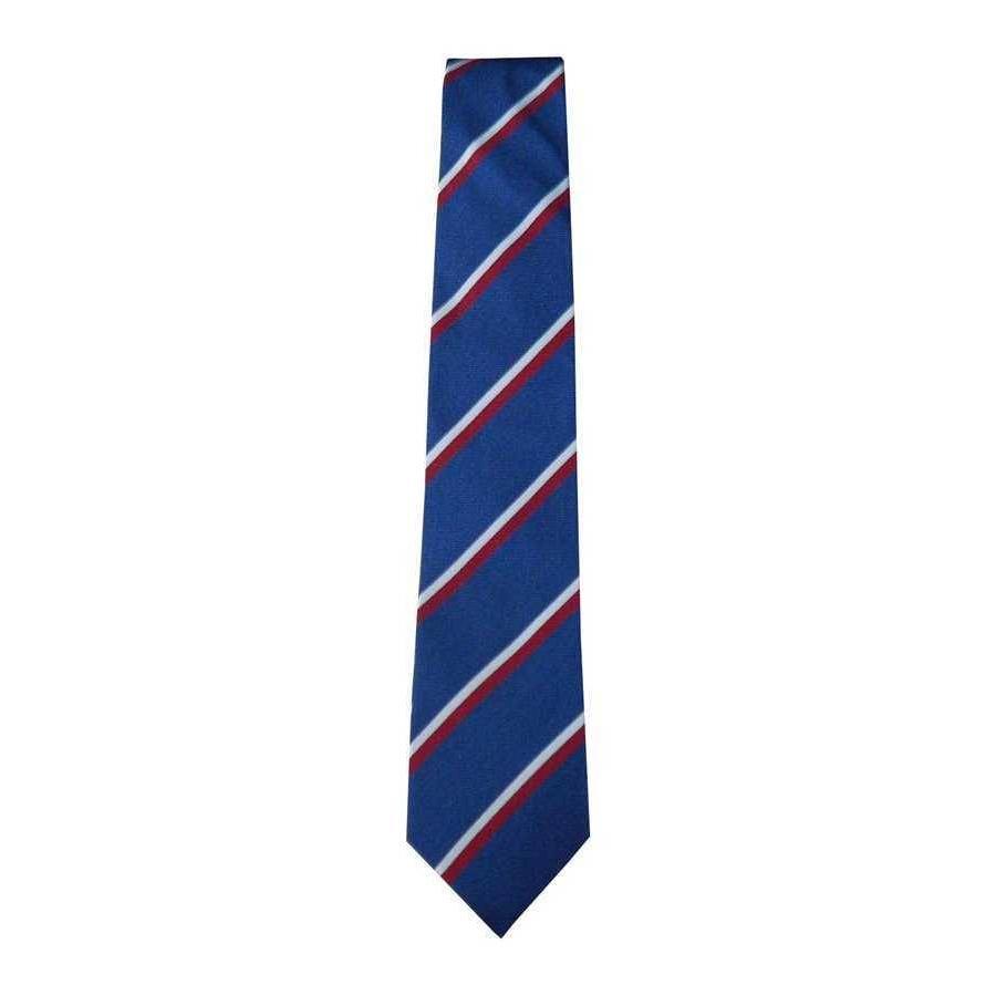 Trabzonspor Navy Blue Silk Tie