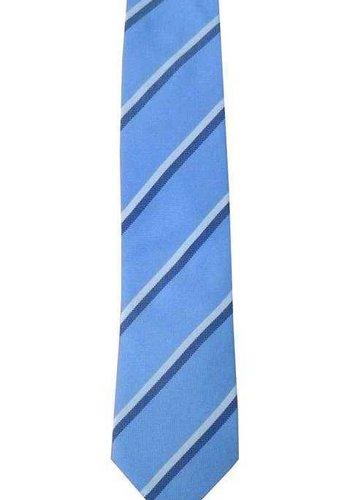 Trabzonspor Light Blue Silk Tie