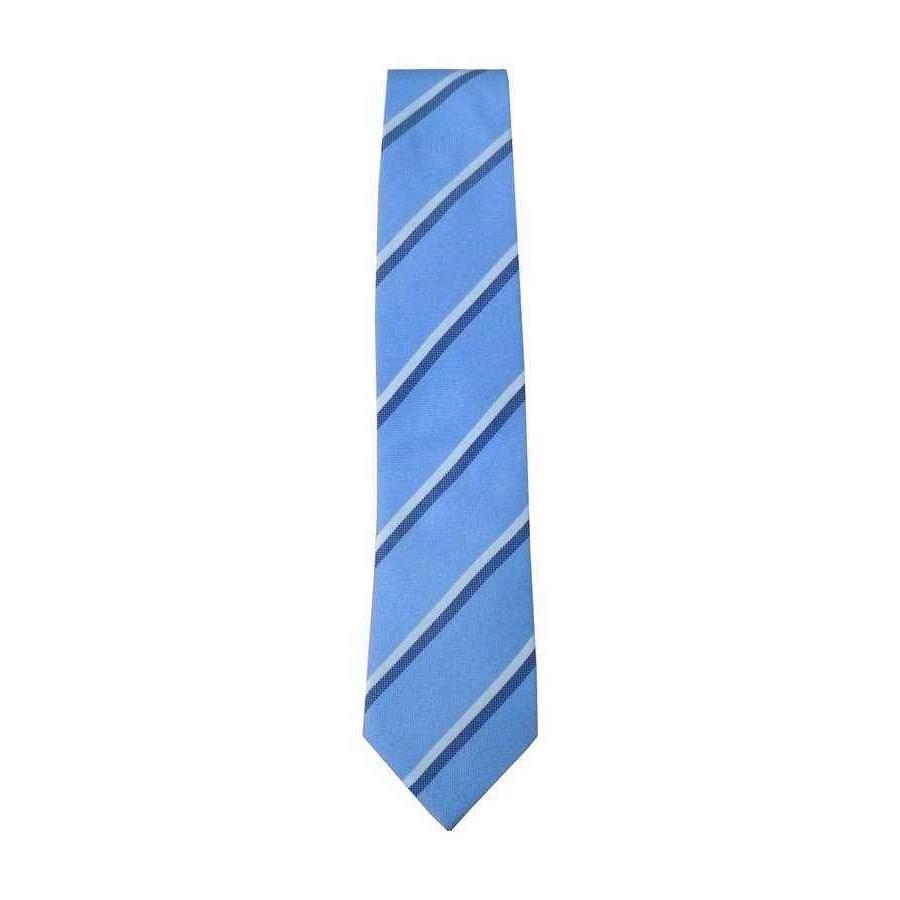 Trabzonspor Hellblau Seide Krawatte