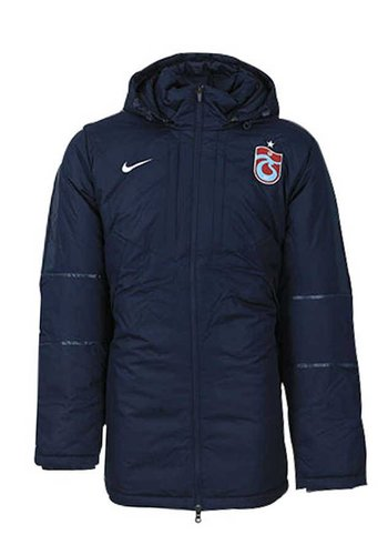 Trabzonspor Nike Marineblauw Jas