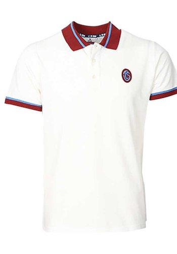 Trabzonspor Weiss Retro Trikot