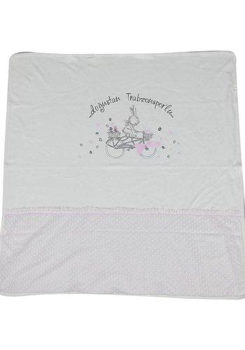 Trabzonspor Pink Blanket