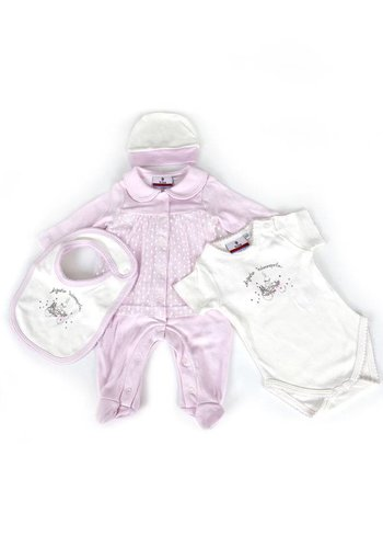 Trabzonspor Baby Pink Hospital Set
