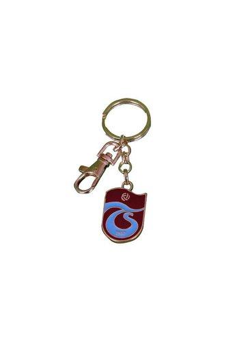 Trabzonspor Special Hook Emblem Key Ring