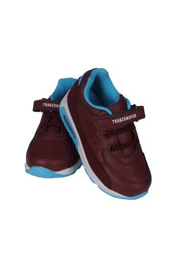 Trabzonspor Bordeaux Blauw (Baby) Sportschoenen