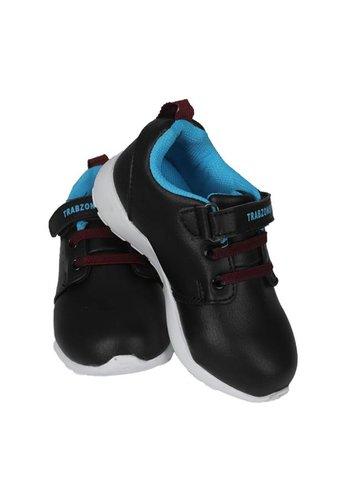 Trabzonspor Black Burgundy Blue Sport Shoes