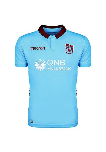 Trabzonspor 18/19 Macron Trikot Blau