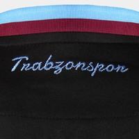 Trabzonspor 18/19 Macron Trikot Schwarz
