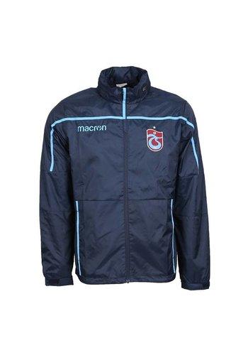 Trabzonspor Macron Training Regenjas