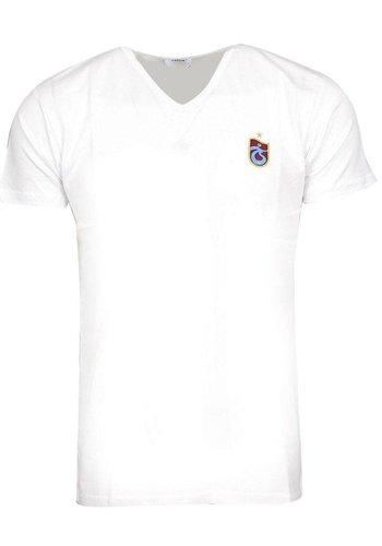 Trabzonspor T-Shirt Basic Blanc