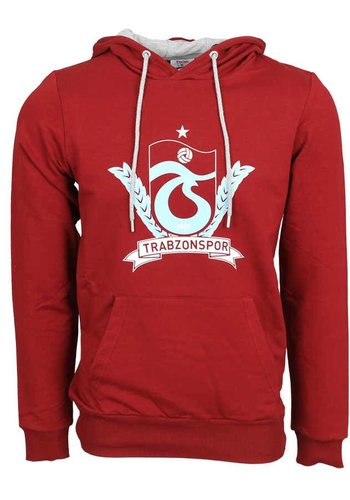 Trabzonspor Burgundy Sweater Logo