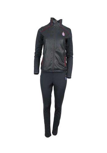 Trabzonspor Rauchgrau Trainingsanzug Damen