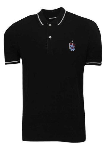 Trabzonspor Zwart Polo T-Shirt