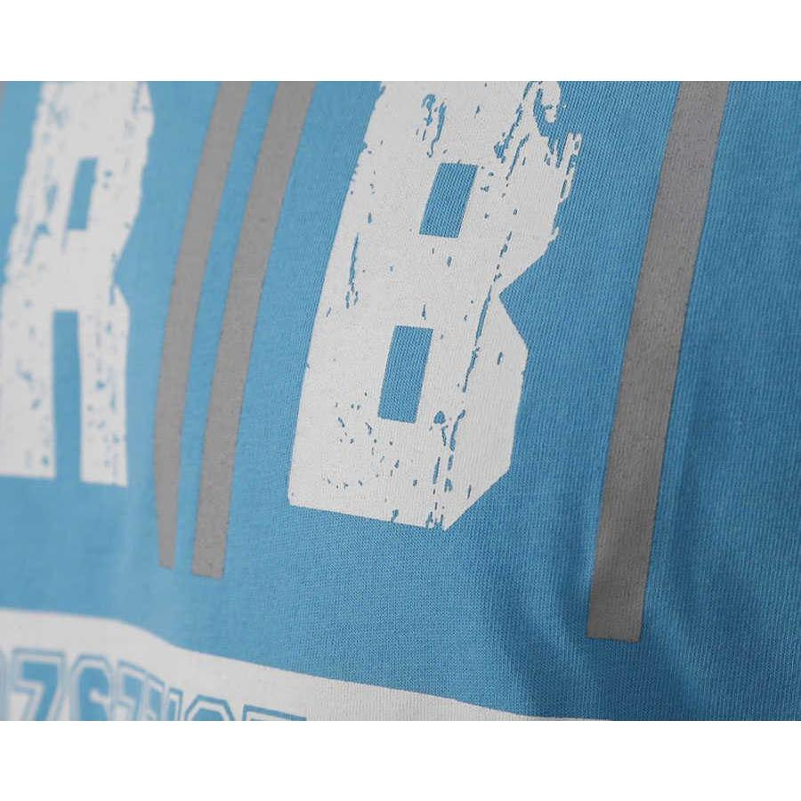 Trabzonspor Blauw T-Shirt Basic TRBZN