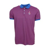 Trabzonspor Gestreept Polo T-Shirt