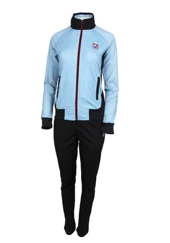 Trabzonspor Womens Trainings Suits Blue