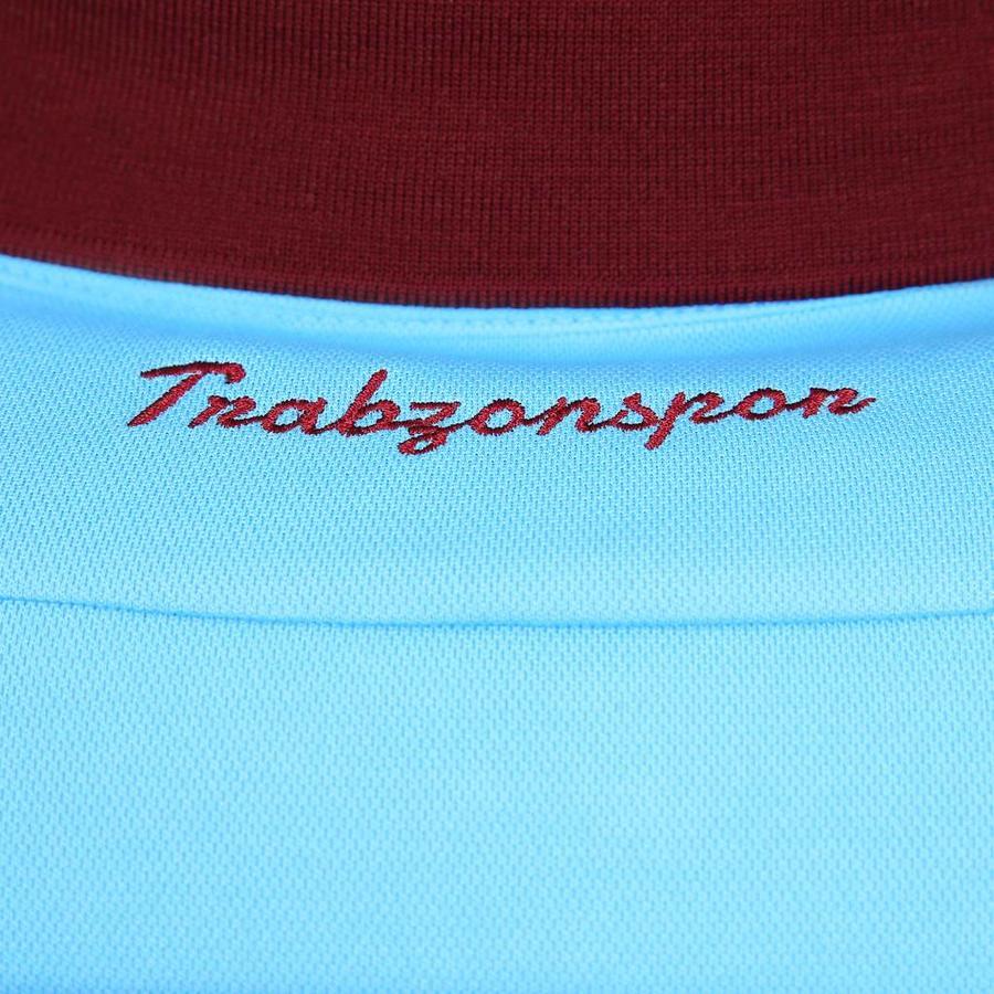Trabzonspor Macron Blau Trikot Kinder
