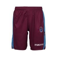 Trabzonspor Macron Bordeauxrot Short Kinder