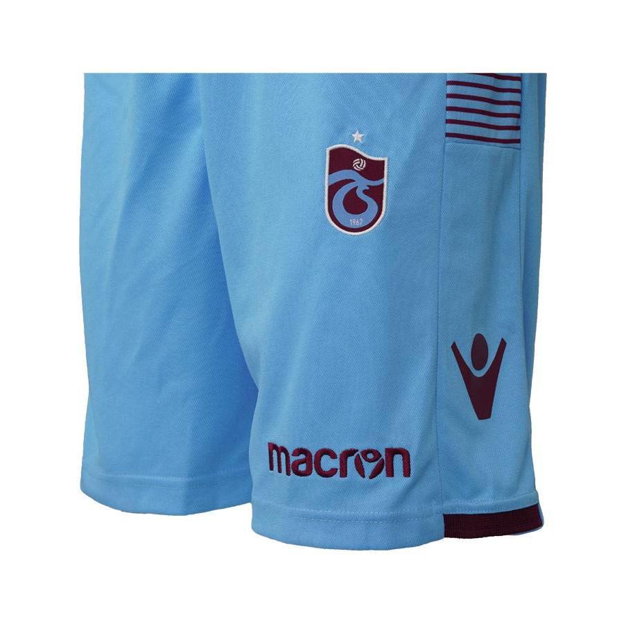 Trabzonspor Macron Kids Blue Short