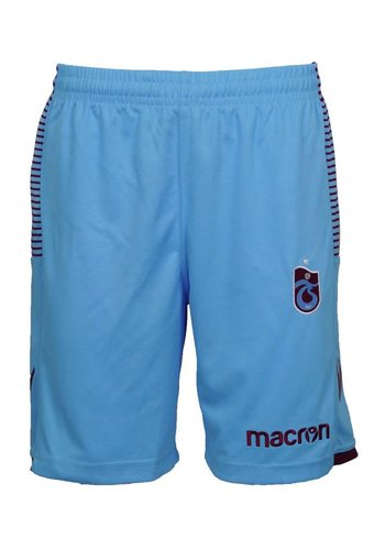Trabzonspor Macron Kids Blue Short
