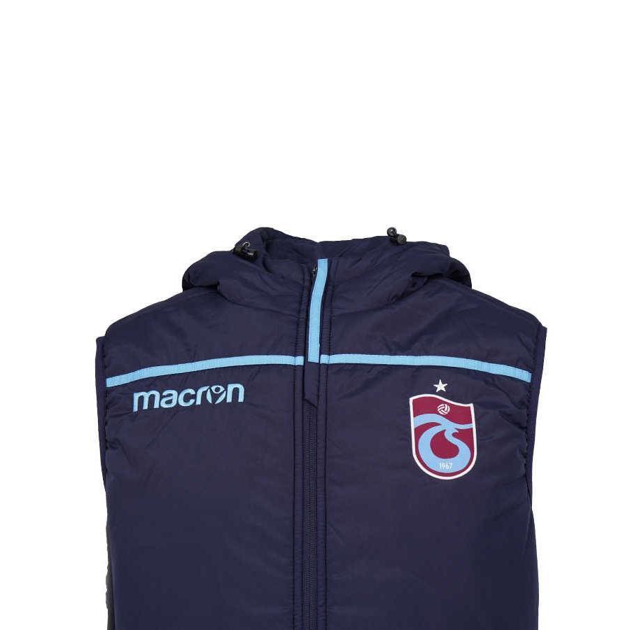 Trabzonspor Macron Kapuzenweste