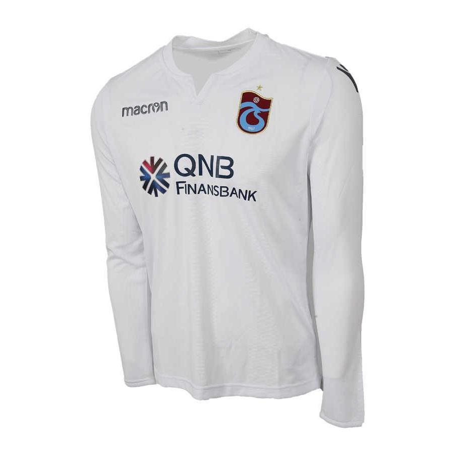 Trabzonspor Macron White Goalkeeper shirt