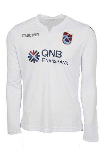 Trabzonspor Macron Weiss Torwarttrikot